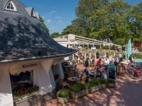 "Restaurant ""Zur Seebrücke"" Boltenhagen - Pavillon - Terrasse"