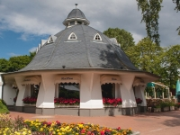 """Restaurant """"Zur Seebrücke"""" Boltenhagen - Pavillon"""